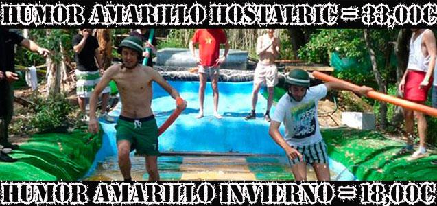 Humor Amarillo Hostalric